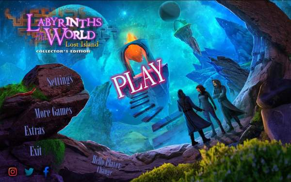 Labyrinths of the World 9: Lost Island Collectors Edition