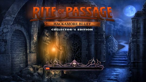 Rite of Passage 8: Hackamore Bluff Collectors Edition