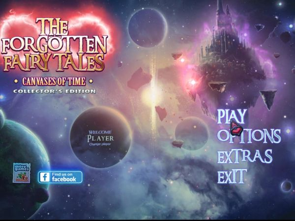 The Forgotten Fairy Tales 2: Canvases Of Time Collectors Edition