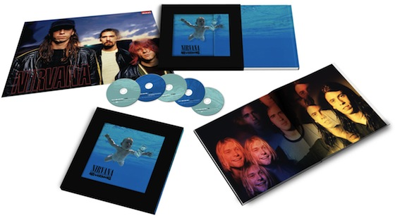 Nirvana. Nevermind: 20th Anniversary Super Deluxe Edition (2011)