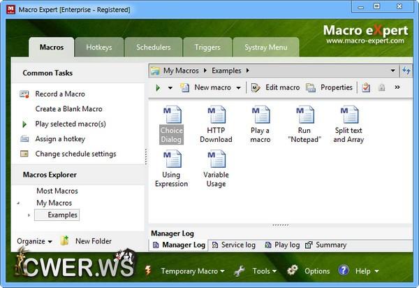 Macro Expert Enterprise 0