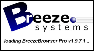 BreezeBrowser Pro 1.9.7.1