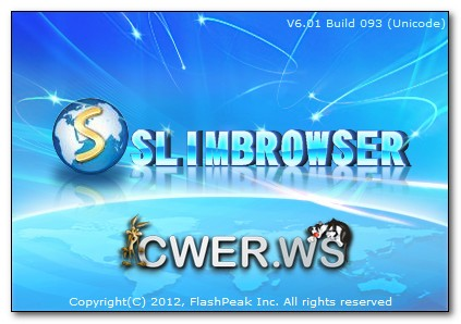 SlimBrowser 6.01 Build 093