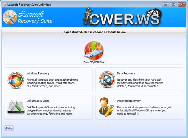 Lazesoft Recovery Suite Unlimited Edition 3