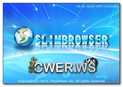 SlimBrowser 6.01 Build 095