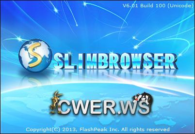 SlimBrowser 6.01 Build 100