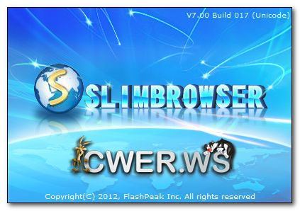 SlimBrowser 7.00 Build 017