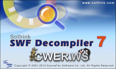 Sothink SWF Decompiler 0