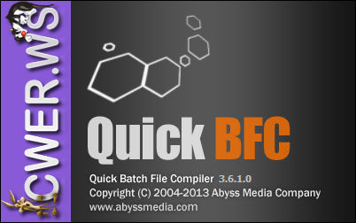 Quick Batch File Compiler 3.6.1.0