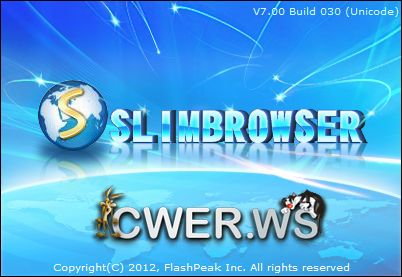 SlimBrowser 7.00 Build 030