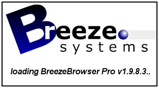 BreezeBrowser Pro 1.9.8.3
