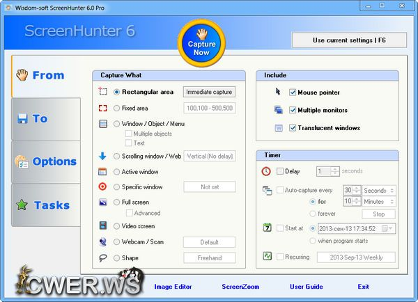 ScreenHunter Pro 6.0