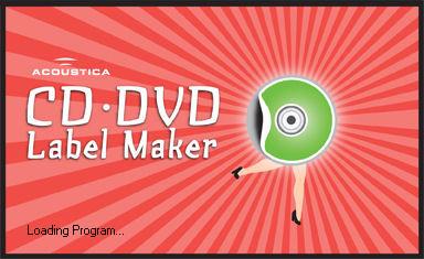 Acoustica cd dvd label maker 3.33