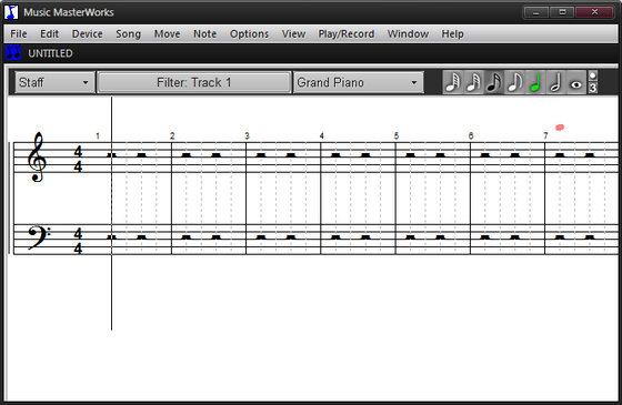 программа для записи нот