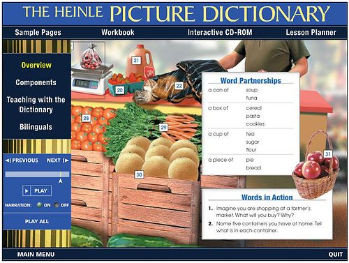 the heinle picture dictionary pdf