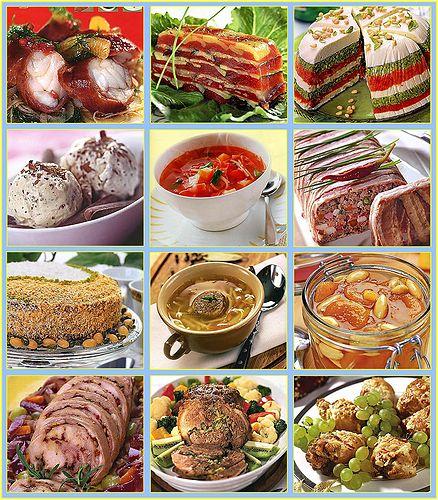 Изысканная кухня рецепты с фото