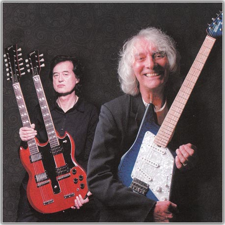 Jimmy Page - Playin' Up A Storm (2011)