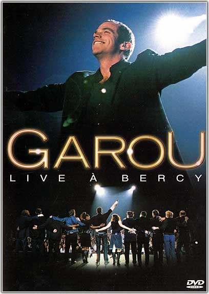 GarouLiveABercy