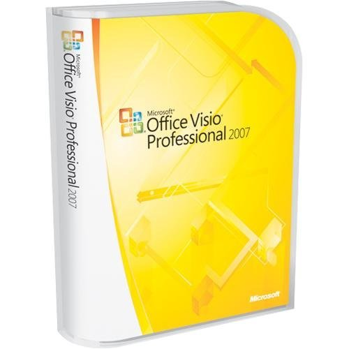 Portable Microsoft Office Visio Professional 2007 SP2