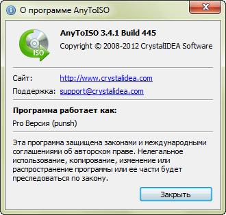 AnyToISO Converter Pro