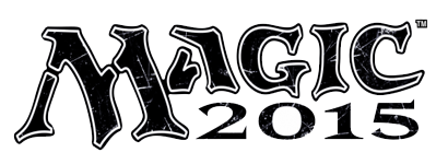 Magic 2015: Duels of the Planeswalkers logo
