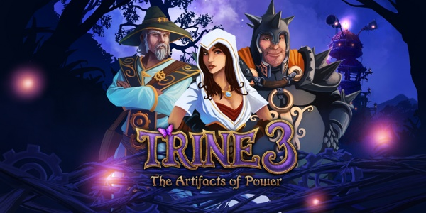 Trine 3: The Artifacts of Power (2015/Portable)