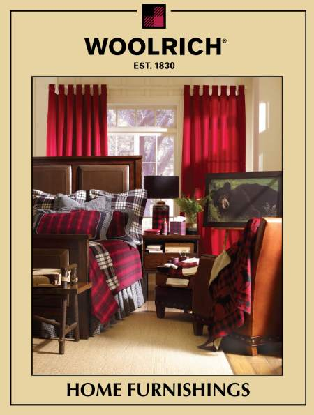 Woolrich Home Furnishings 2011