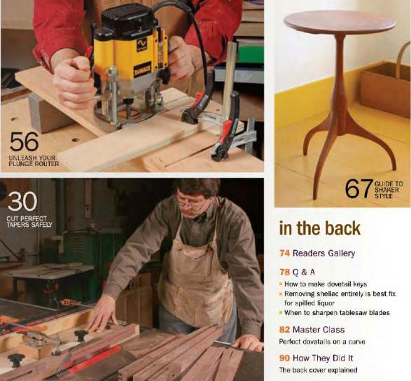 Fine Woodworking №229 (November-December 2012) - Журналы ...
