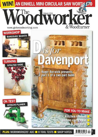 The Woodworker & Woodturner №2 (February 2013)