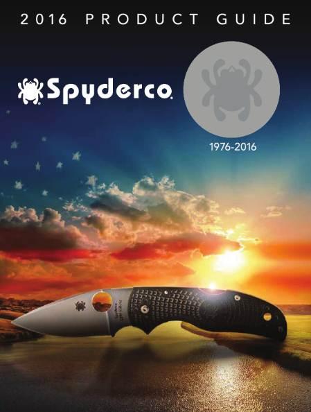 Spyderco (2016)