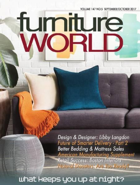 Furniture World №5 (September-October 2017)