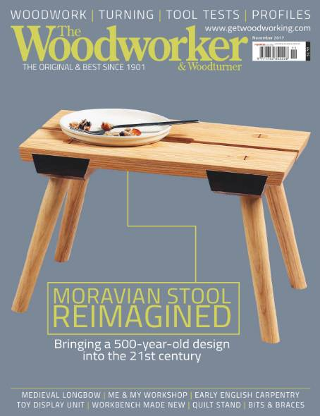 The Woodworker & Woodturner №11 (November 2017)
