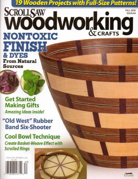 Скачать Scroll Saw Woodworking Crafts