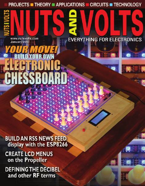 Nuts And Volts №1 (January 2017)