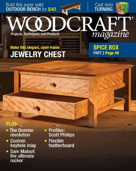 Woodcraft №76 (April-May 2017)