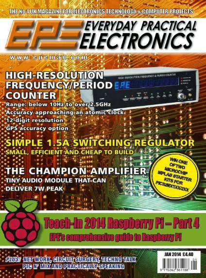 Журнал по электронике