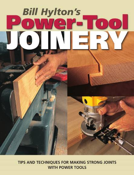 Power-Tool Joinery