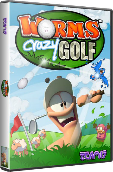 Worms Crazy Golf (2011/Repack)