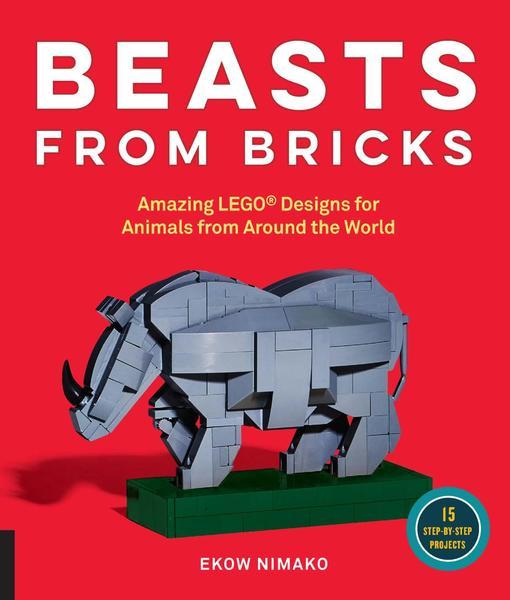 Ekow Nimako. Beasts from Bricks