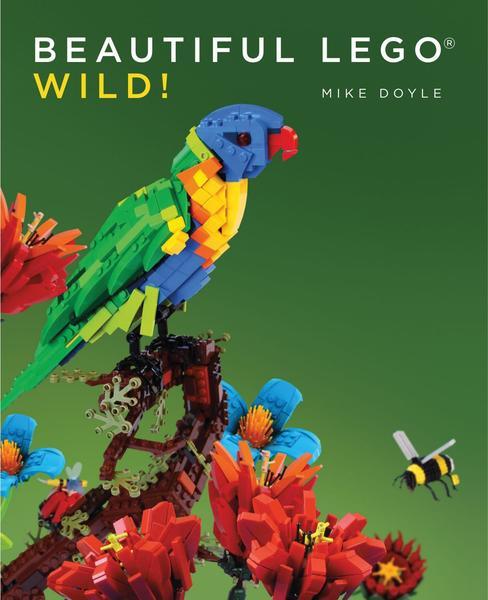 Mike Doyle. Beautiful LEGO. Wild!