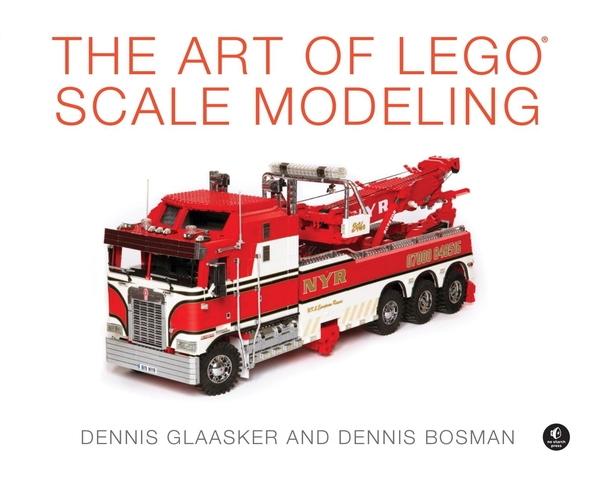 Dennis Glaasker, Dennis Bosman. The Art of LEGO Scale Modeling